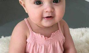 Imágenes de Bebes con frases tiernas, graciosas y bonitas