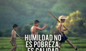 imagenes de humildad para niños