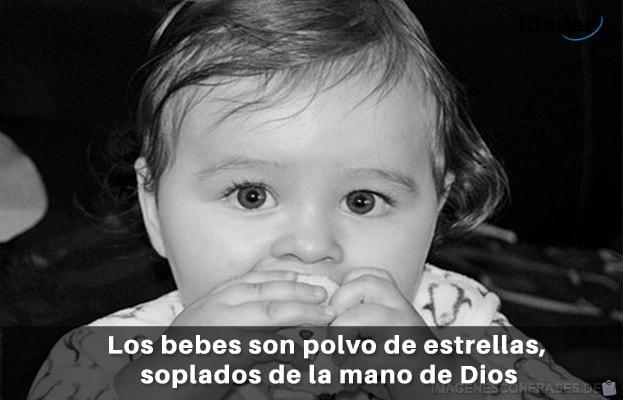 Imagenes de Bebes con Frases (28)
